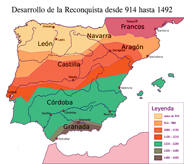 What-was-the-reconquista-Map