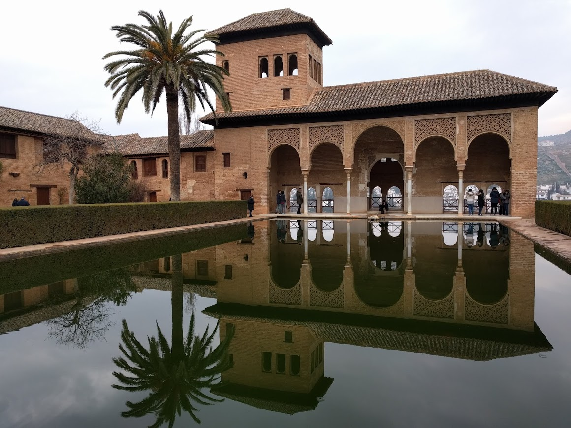 Spain Sunday: Alhambra History – Stuffed Eyes