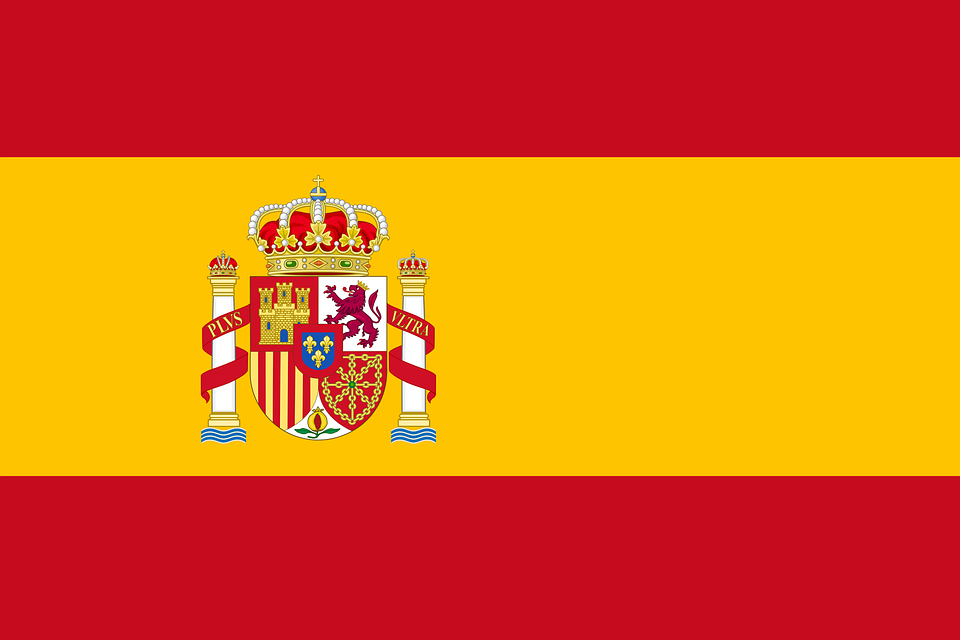 Image result for spanish flag 2018